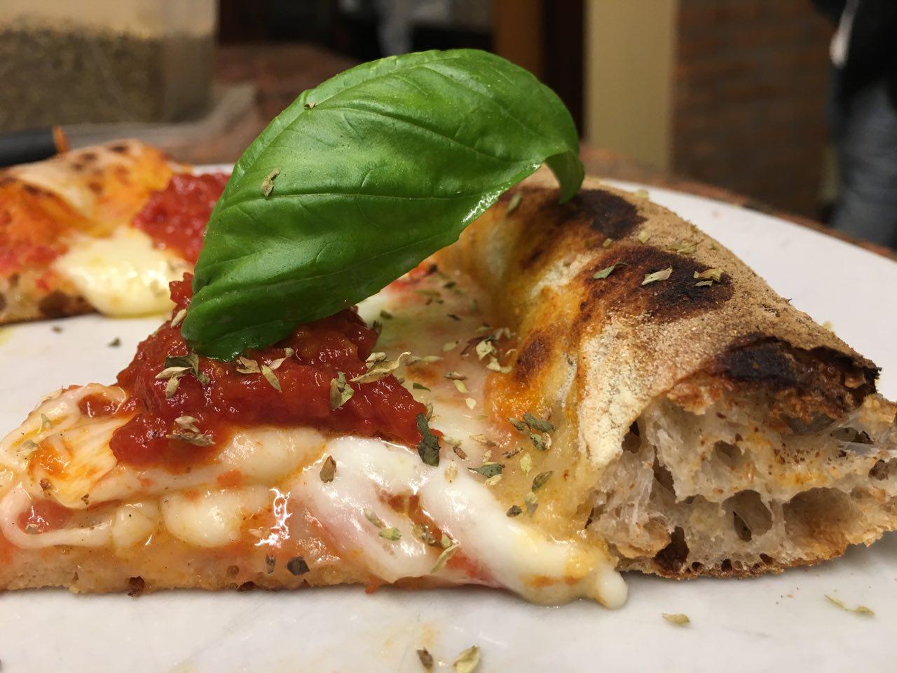 Pizza Senza Lieviti Aggiunti